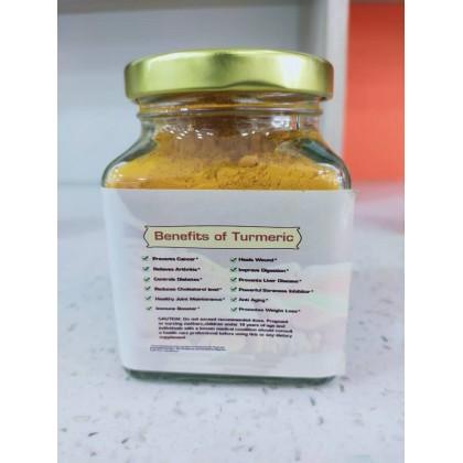 DS Pure Herbal Turmeric Powder