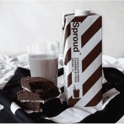 | VEGAN | SPROUD Plant Based Milk - Chocolate
